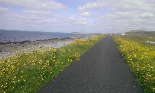 Home exchange in,Ireland,Galway City,Flaggy Shore, New Quay, Co Galway
