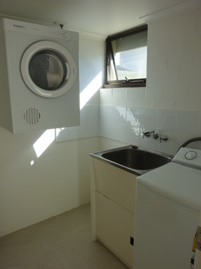 Home exchange in,Australia,Noosaville,Laundry - a separate room.