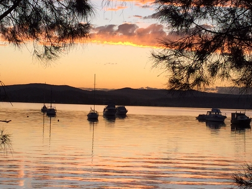 Home exchange in,Australia,WARNERS BAY,Warners Bay, Lake Macquarie - Sunset