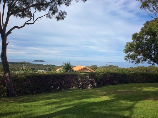 Home exchange in,Australia,Sandy Beach,View of South Solitary and South West Solitary Isl