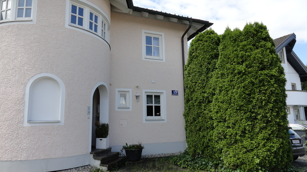 Home exchange in,Austria,Salzburg,In front of house