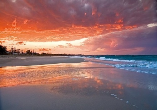 Home exchange in,Australia,Kingscliff,Kingscliff Beach - Sunset