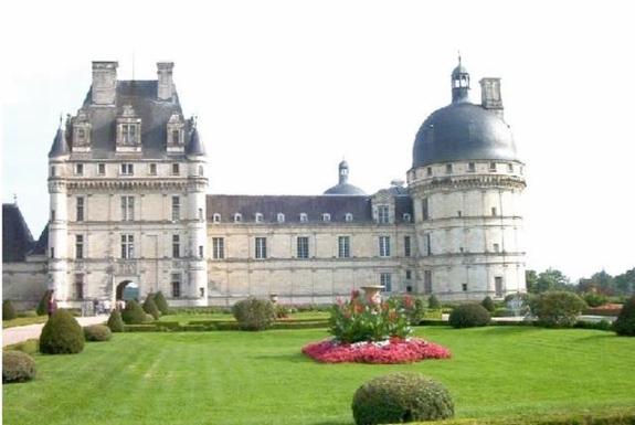 BoligBytte til,France,Palluau sur Indre,Valencay (Home of Prince Tallleyrand)