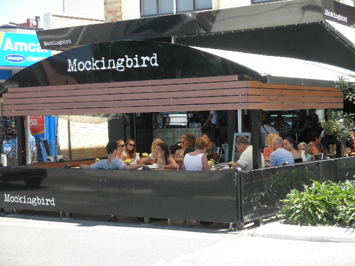 Home exchange in,Australia,Kingscliff,Mockingbird Cafe - Marine Parade