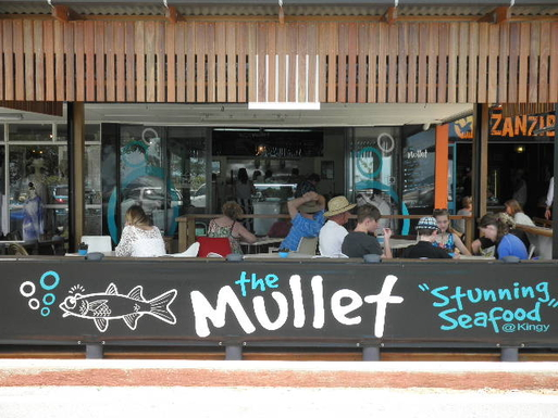 "Home exchange in,Australia,Kingscliff,""The Mullet"" Seafood - Marine Parade."