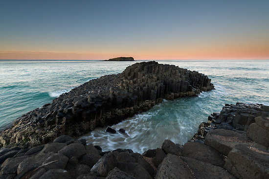 Home exchange in,Australia,Kingscliff,The Giants Causeway - Fingal Headland