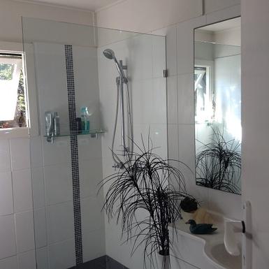 Home exchange in,Australia,MERMAID BEACH,Upstairs bathroom
