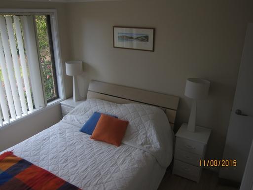 Home exchange in,Australia,NORAH HEAD,2nd bedroom