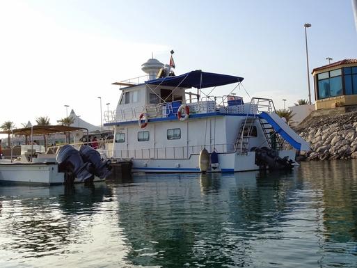 BoligBytte til,United Arab Emirates,Abu Dhabi,Our Houseboat