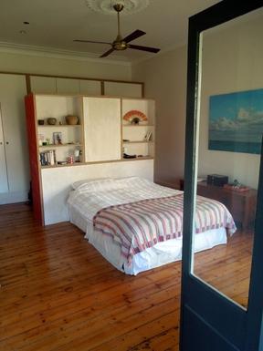 Home exchange in,Australia,Randwick,Master bedroom