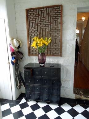 Home exchange in,Australia,Randwick,Back Hallway