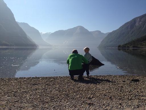 BoligBytte til,Norway,Bergen, 110k, SE,Nordrepollen. Half an hours drive along the fjord.