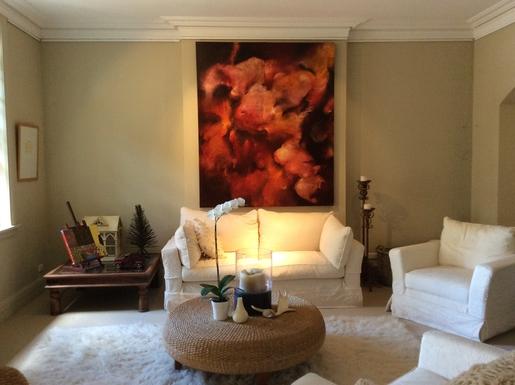 Home exchange in,Australia,Kirribilli,Living Area