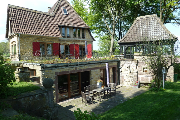 Home exchange in Germany,Bad Driburg, NRW,Cosy flat in a rural Country Estate,Home Exchange & Home Swap Listing Image