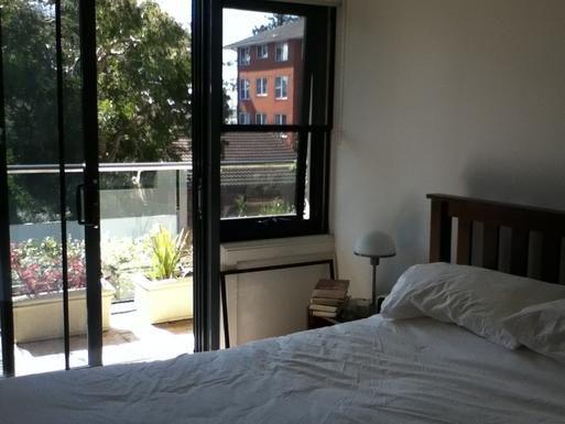 Home exchange in,Australia,DEE WHY,Master bedroom