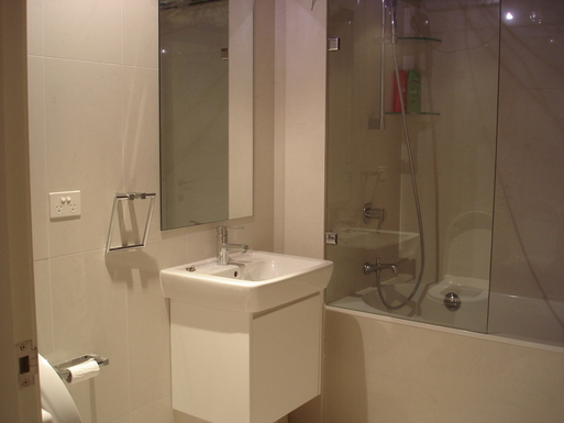 Home exchange in,Australia,DEE WHY,Main bathroom