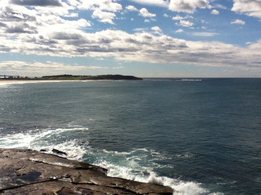 Home exchange in,Australia,DEE WHY,Long Reef from Dee Why headland