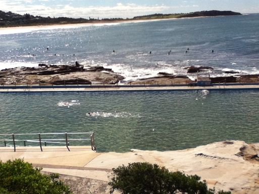 Home exchange in,Australia,DEE WHY,Dee Why ocean pool (free to all)