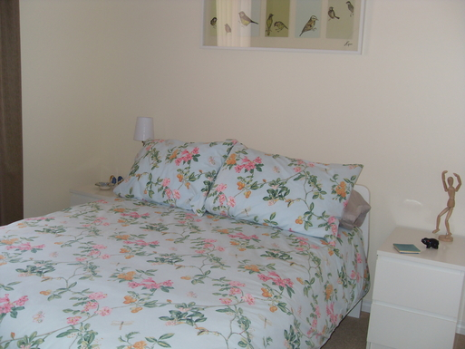Home exchange in,Australia,MARION,2nd Bedroom - double bed with built in robe