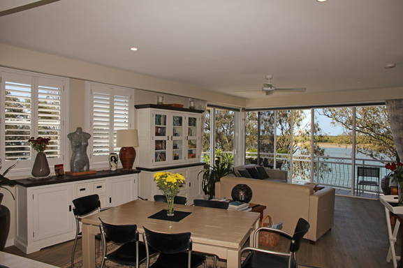 Home exchange in,Australia,MAROOCHYDORE,Open plan living