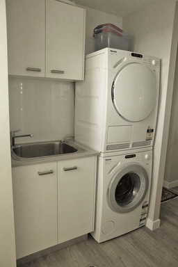Home exchange in,Australia,MAROOCHYDORE,Laundry