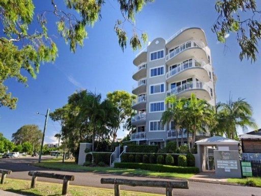 Home exchange in,Australia,MAROOCHYDORE,The building.