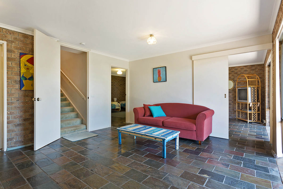Home exchange in,Australia,Pambula Beach,Living Room Downstairs