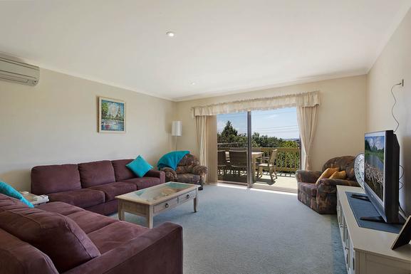 Home exchange in,Australia,Pambula Beach,Living Room Upstairs
