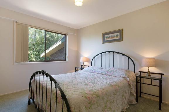 Home exchange in,Australia,Pambula Beach,Bedroom 2 Upstairs- Queen Bed