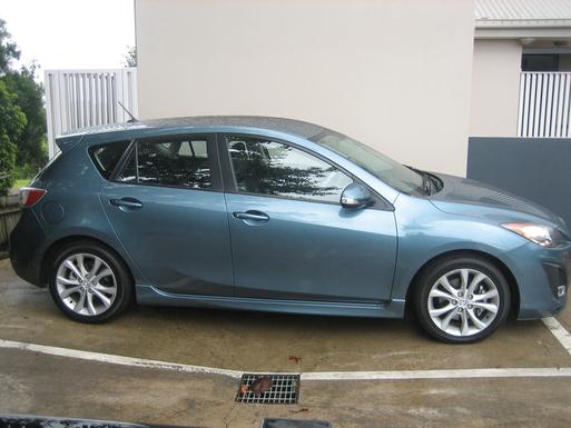 Home exchange in,Australia,BUDERIM,Exchange Car: 2009 Mazda 3 Sports