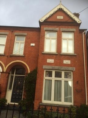 Home exchange in Ireland   Dublin   Red brick Dublin Irl & French