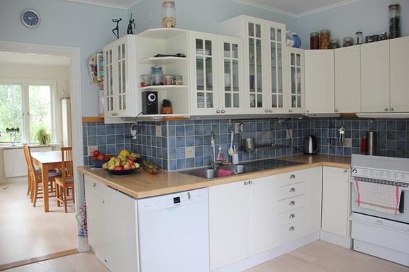 BoligBytte til,Sweden,Hägersten,All equipped kitchen!