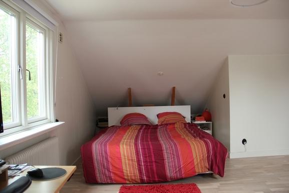 BoligBytte til,Sweden,Hägersten,Our bedroom