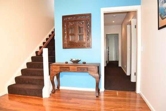 Home exchange in,Australia,Coolum Beach,Second level entry
