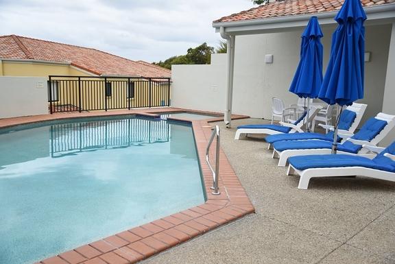Home exchange in,Australia,Coolum Beach,Heated outdoor pool