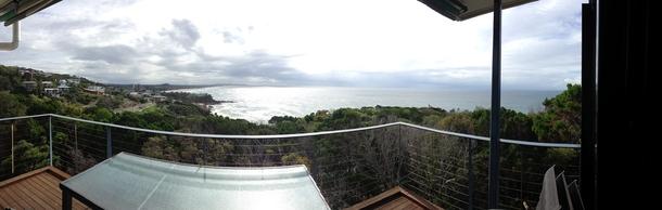Home exchange in,Australia,Coolum Beach,Magnificent view- rain, cloud or sunshine....
