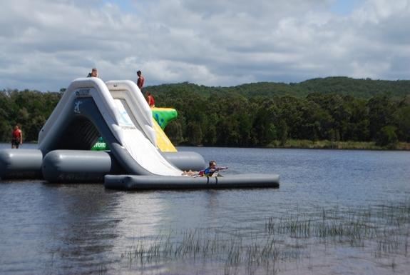 Home exchange in,Australia,Coolum Beach,Great fun at the Aqua Fun Park