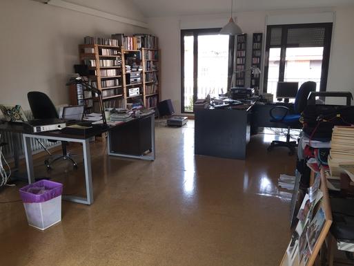 BoligBytte til,Spain,Madrid,Area de trabajo en el ático