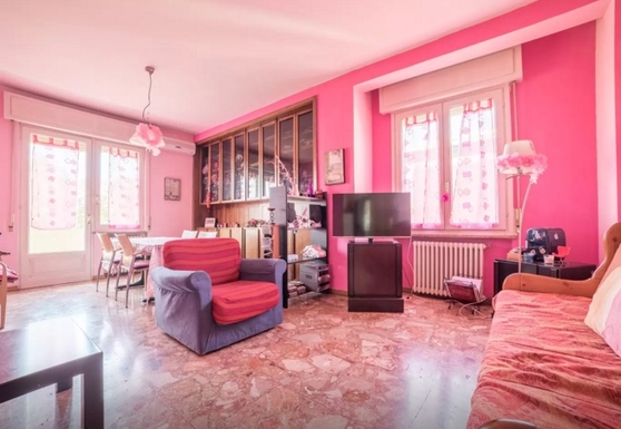 Home exchange in Italy | Parma | 2 Bedroom colorful apt in Parma ...