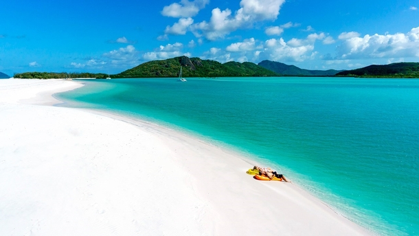 Home exchange in,Australia,MACKAY,Access to Whitehaven Beach, voted Australia best