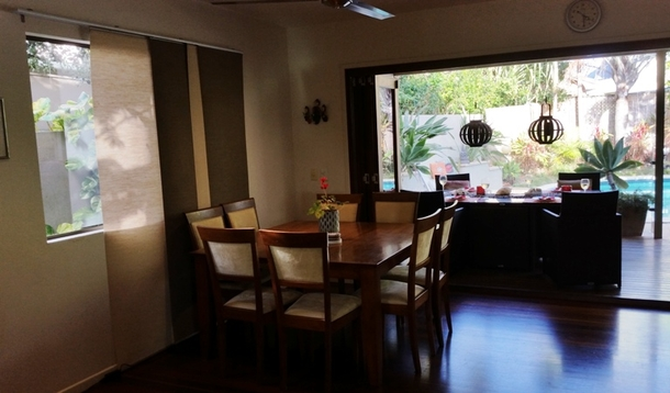 Home exchange in,Australia,BUDDINA,Dining Area