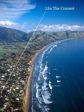 BoligBytte til,New Zealand,Wellington, 48k, N,aerial view