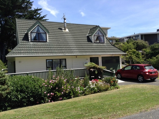 País de intercambio de casas Nueva Zelanda,Wellington, 48k, N, Wellington,Raumati South easy access to Wellington,Imagen de la casa de intercambio