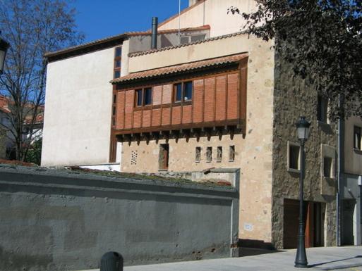Scambi casa in: Spagna,SALAMANCA, CASTILLA Y LEON,Casa del S XVI rehabilitada,Immagine dell'inserzione per lo scambio di case