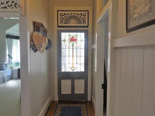 Home exchange in,Australia,WINDSOR,Internal entry door into main hallway