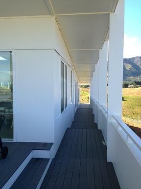BoligBytte til,New Zealand,Waikanae,Side verandah