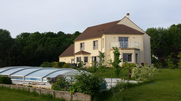 High Quality Home Exchange In,France,St Prix,House Photos, Home Images
