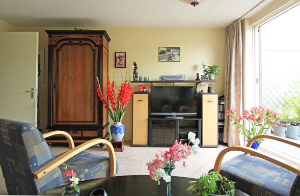 Wohnungstausch in Niederlande,Amsterdam, NH,Waterfront duplex apt.: buscando S-America,Home Exchange Listing Image