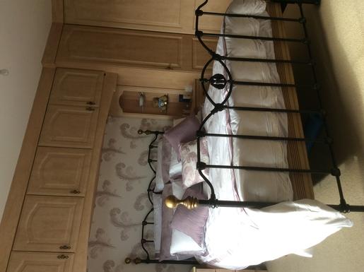Home exchange in,Ireland,Galway City,Master bedroom