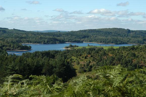 BoligBytte til,France,royere de vassiviere,Vassiviere lake